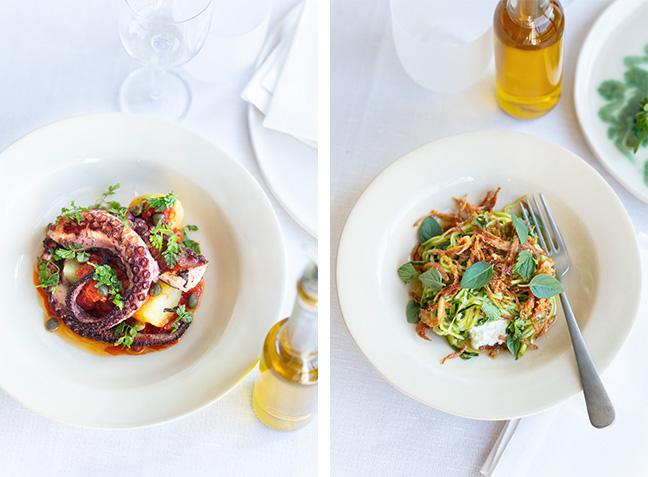 Restaurant Oursin - Paris