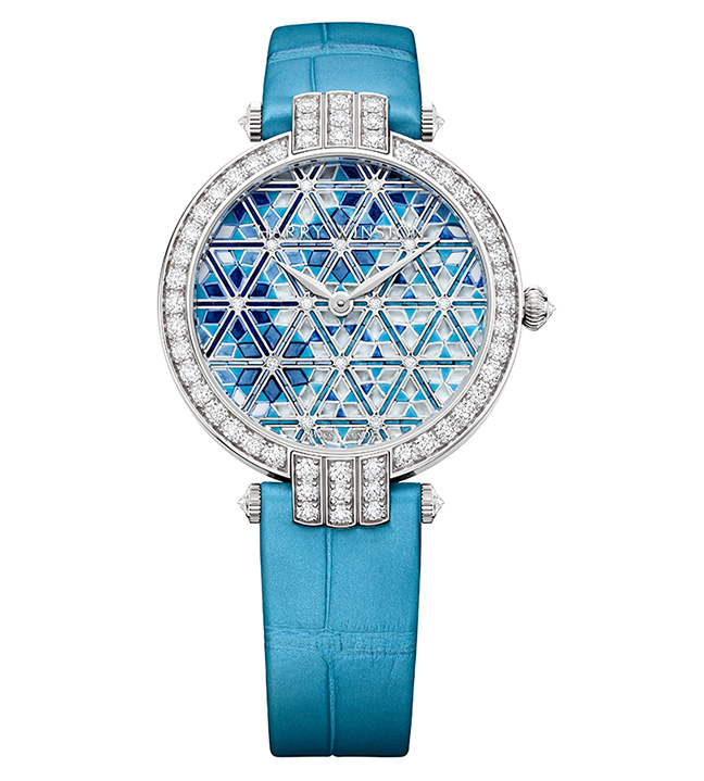 Harry Winston Premier Precious Micromosaic Automatic 36 mm