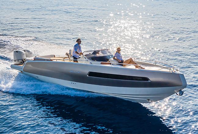 Invictus Yacht GT280S