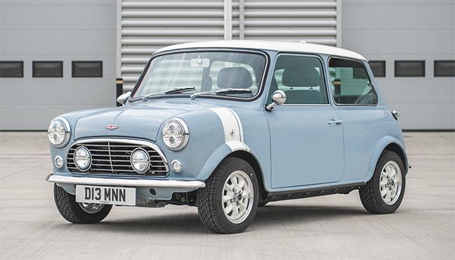 Mini Remastered - David Brown Automotive