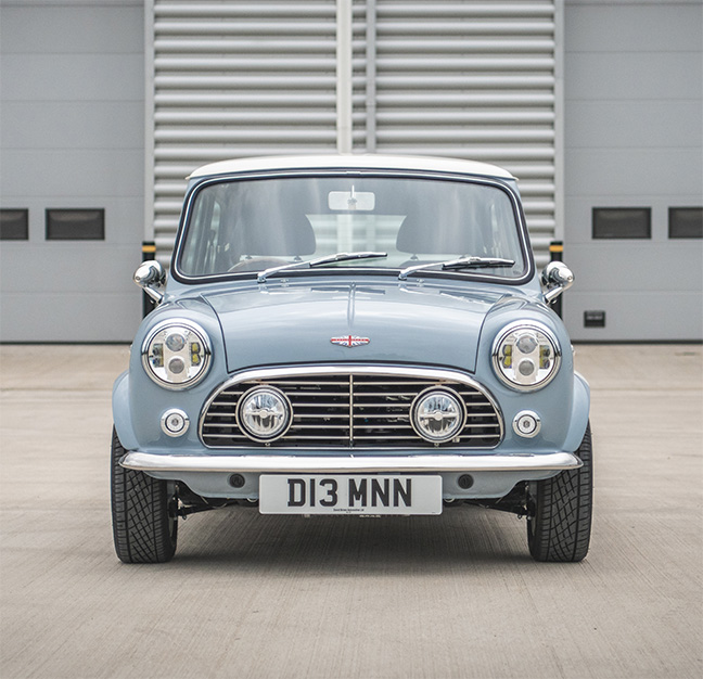 Mini Remastered - David Brown Automotive