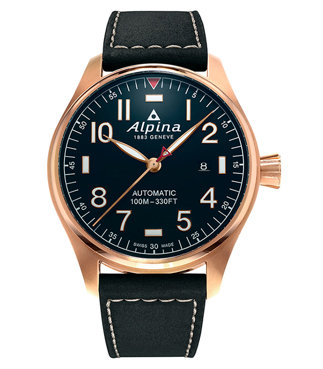 Alpina Startimer Pilot Automatique