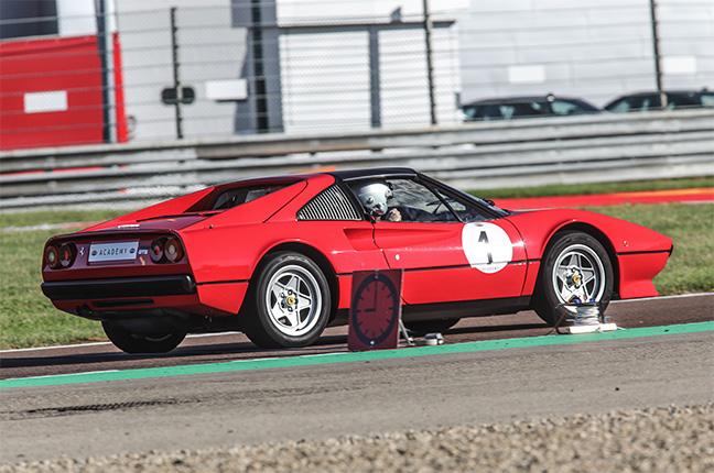Ferrari Classiche Academy
