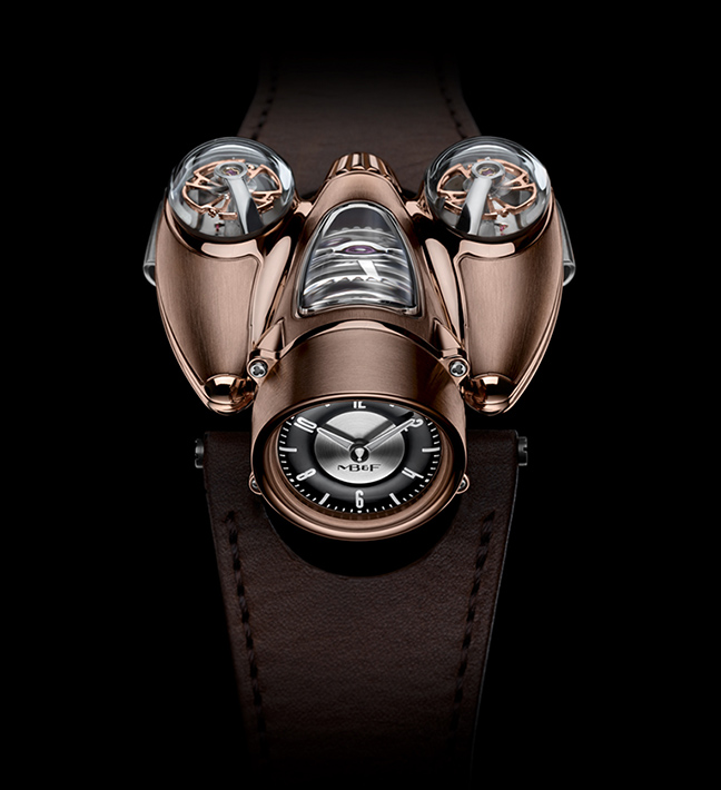 MB&F Horological Machine N°9 Flow