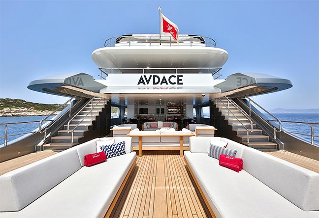 Floating Life M/Y Audace