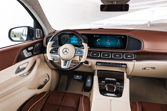 Mercerdes-Maybach GLS 600 4MATIC