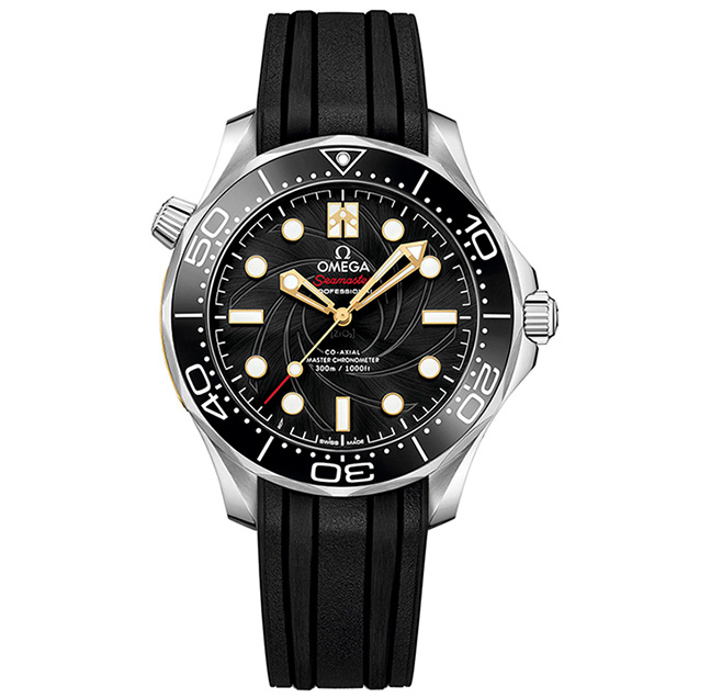 Coffret Omega Seamaster Diver 300M James Bond