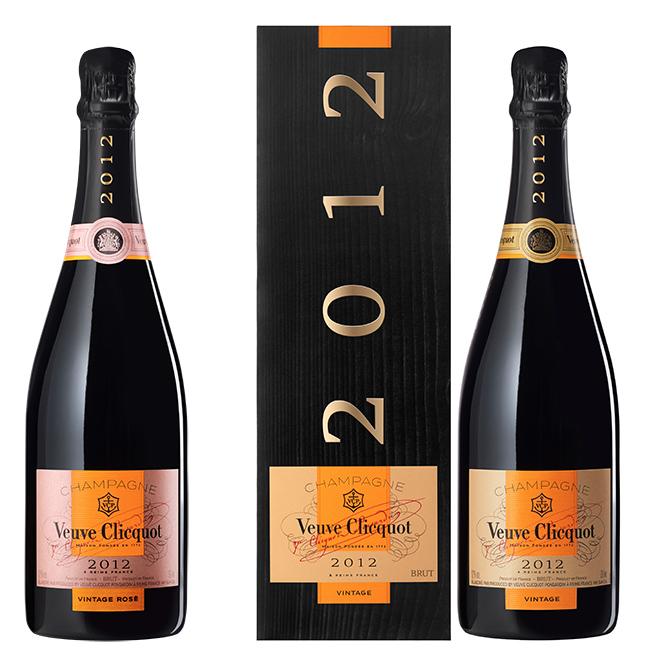 Veuve Clicquot Vintage Rosé 2012