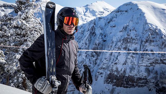 Ski Bentley Bomber