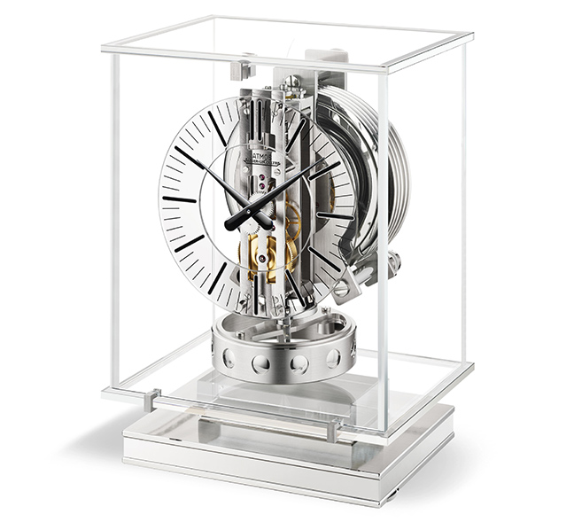 Jaege-Lecoultre Atmos Transparente
