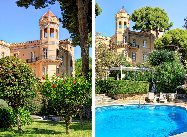 Villa Egiea