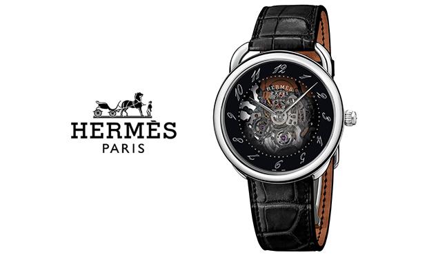 Hermès Arceau Squelette
