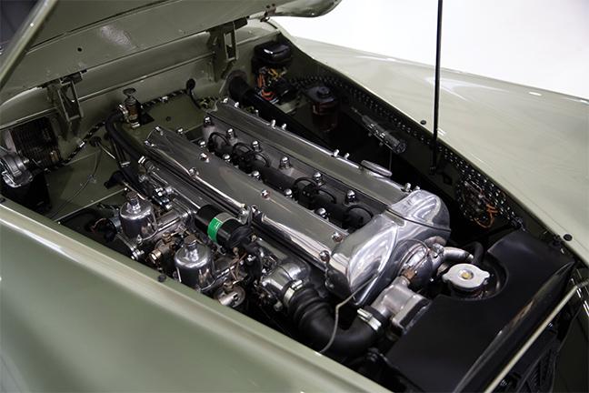 Jaguar XK 120 Fixed Head Coupé 1952