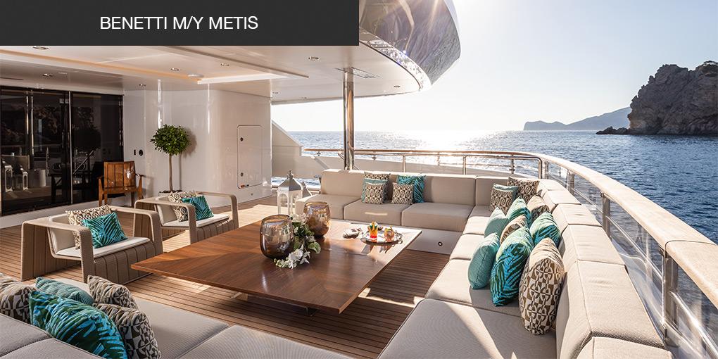 Benetti M/Y Metis