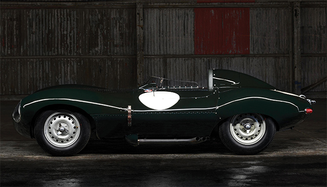 Jaguar Type D 1955