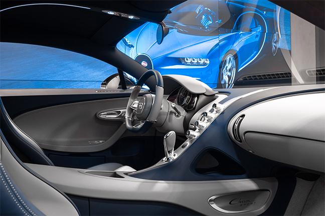 Bugatti - Paris
