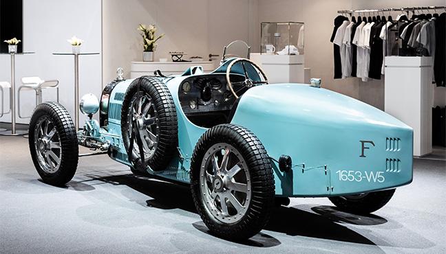 Bugatti - La Maison Pur Sang