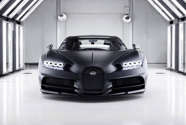 Bugatti Chiron n° 250