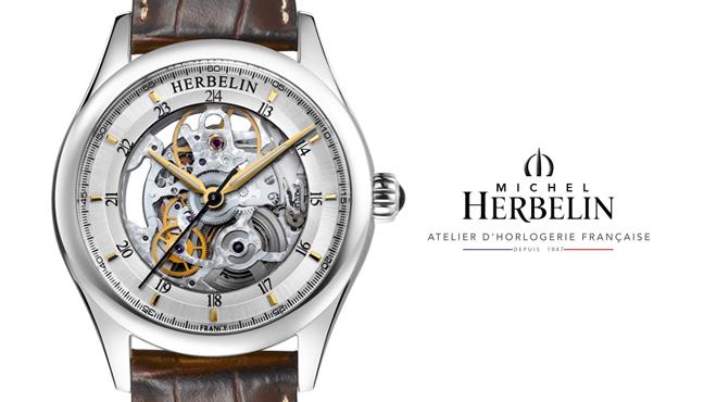 Michel Herbelin Classique 24H Squelette Automatique