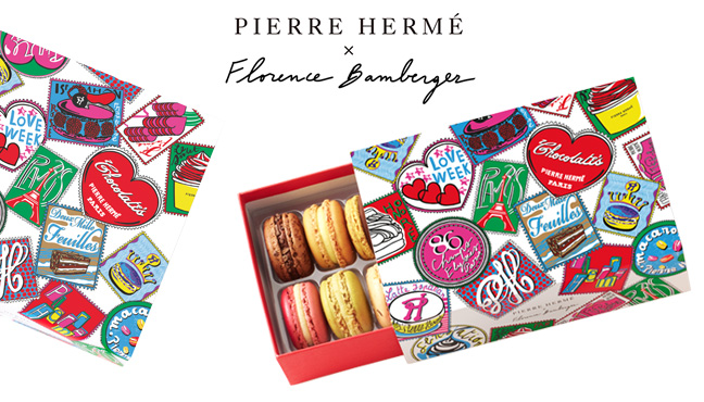 Pierre Hermé x Florence Bamberger