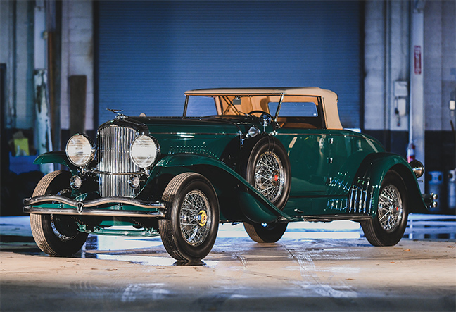 RM Sotheby's Collection Keith Crain