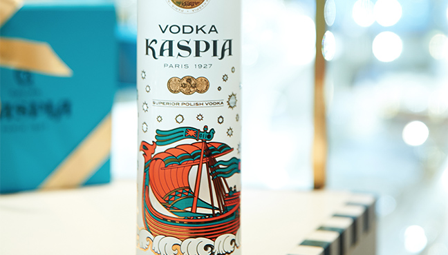 Vodka Kaspia