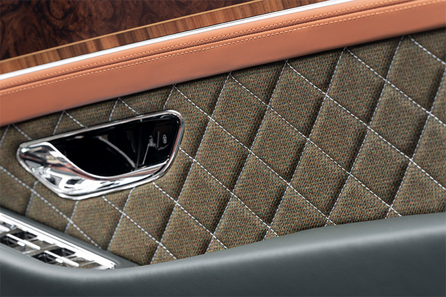 Continental GT Convertible Equestrian Edition