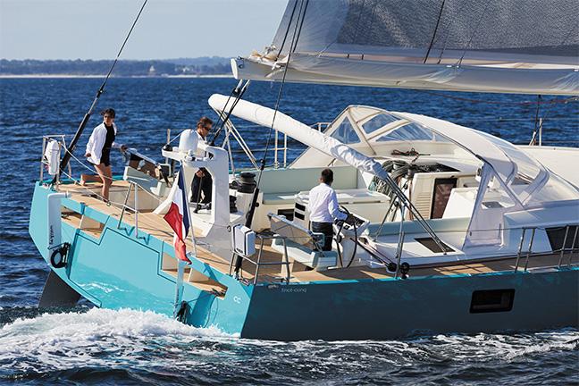 JFA Yachts FC² 70'