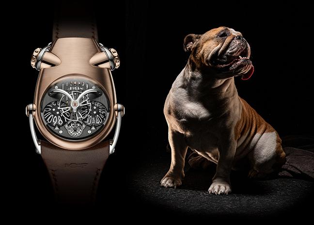 Horological Machine N°10 Bulldog