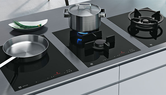 V-Zug - Table Cuisson gaz