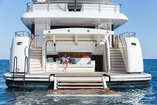 Alia Yachts M/Y Rüya