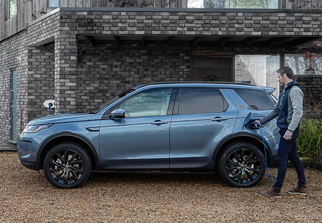 Evoque et Discovery Sport hybride