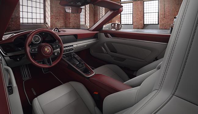 Porsche Exclusive Manufaktur