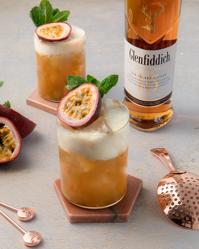 Cocktails Glenfiddich