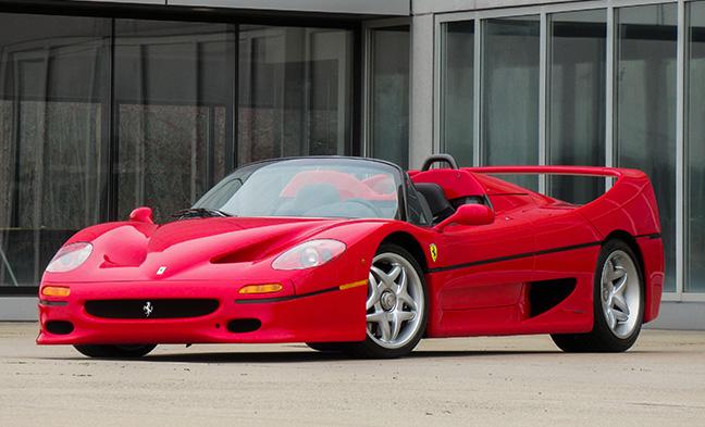 Ferrari - Driving into summer