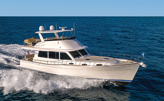Grand Banks Yachts - GB54