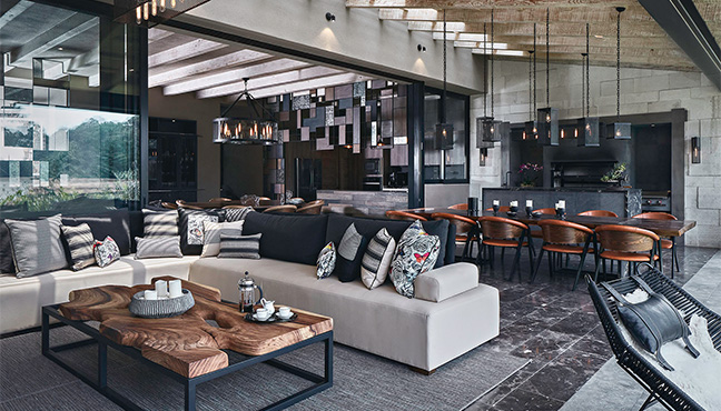 CH House - Luciano Gerbilsky Arquitectos