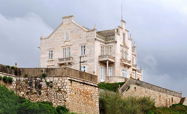 Palais Almeida Araújo