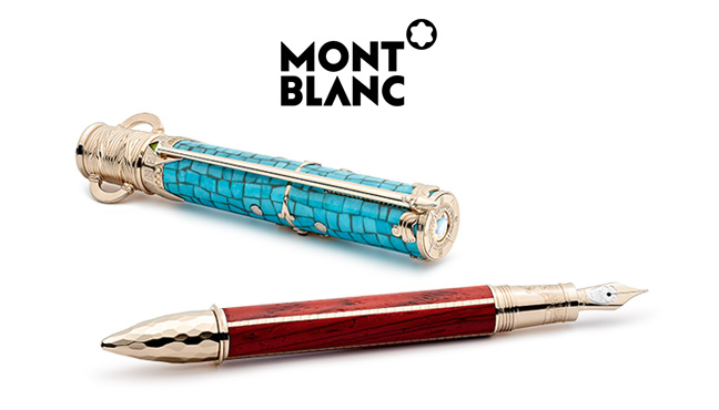 Montblanc Patron of Art Homage to Moctezuma I