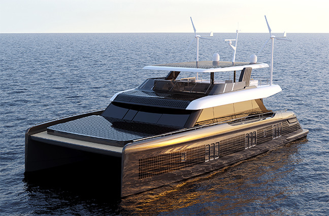 Sunreef Yachts Eco