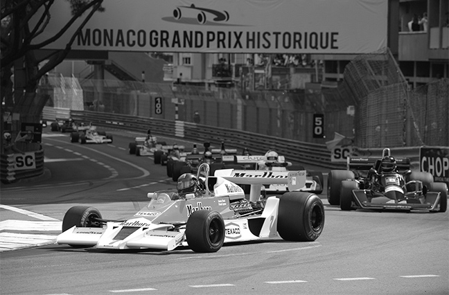 TAG Heuer Monaco Grand Prix de Monaco Historique