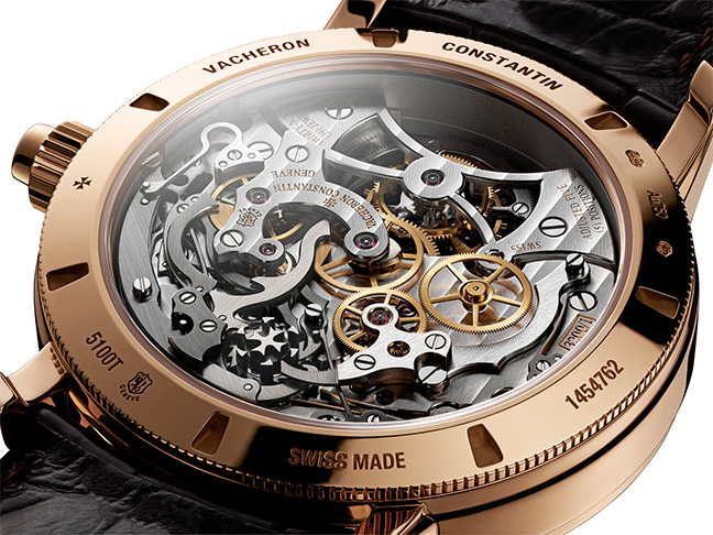 Vacheron Constantin Traditionnelle tourbillon chronographe
