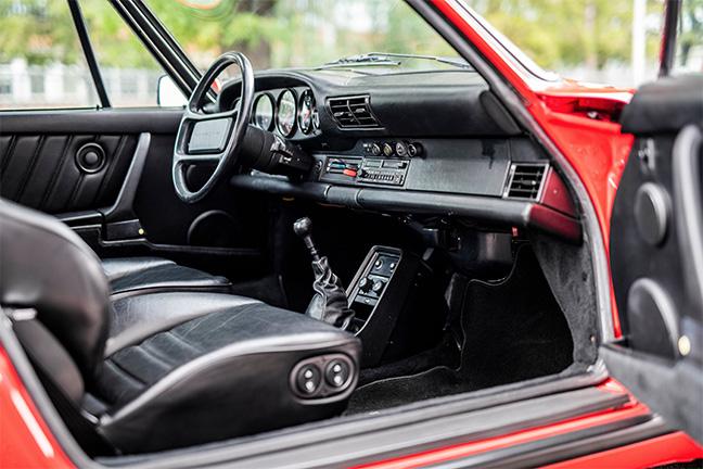 Porsche 911 Turbo Groupe B