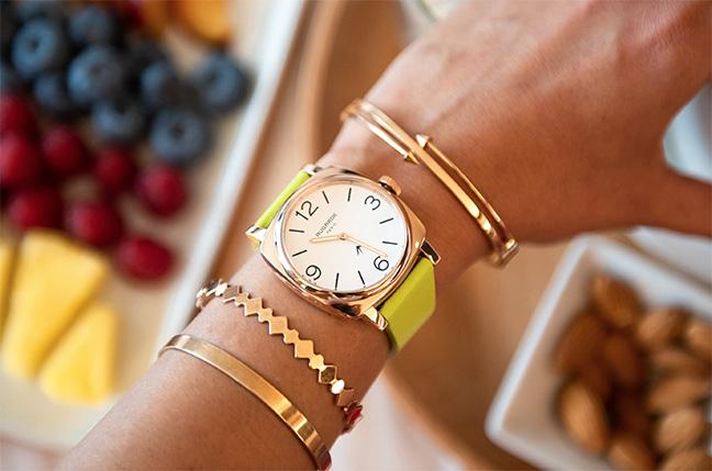 La montre Augarde