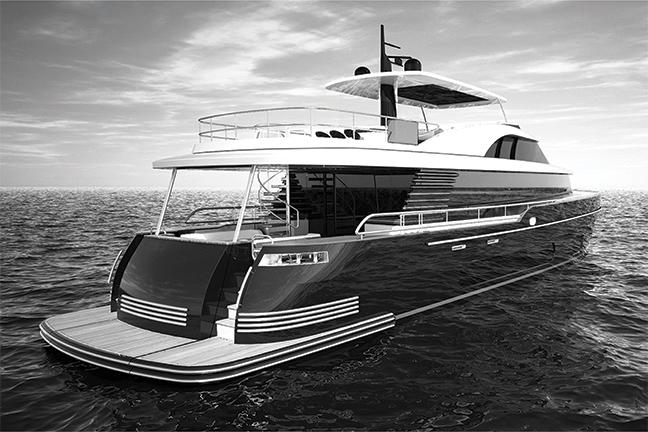 Azimut Yachts New Magellano 25 Metri