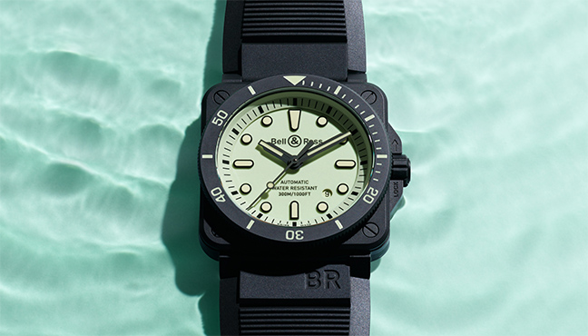 Bell & Ross BR 03-92 Diver Full Lum