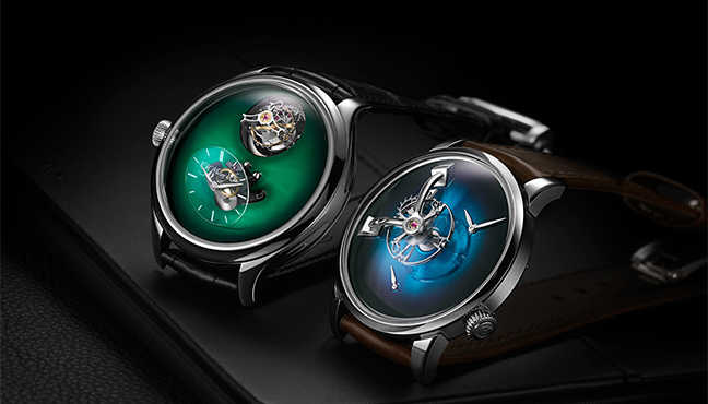 MB&F x H. Moser