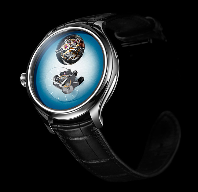 Endeavour Cylindrical Tourbillon