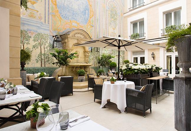 Hôtel Castille Paris