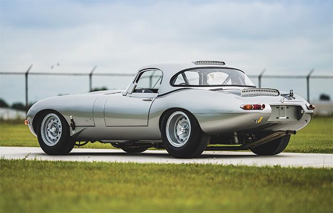 Jaguar Type-E Lightweight Continuation